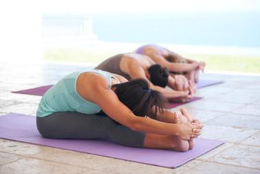 Pilates Stretches