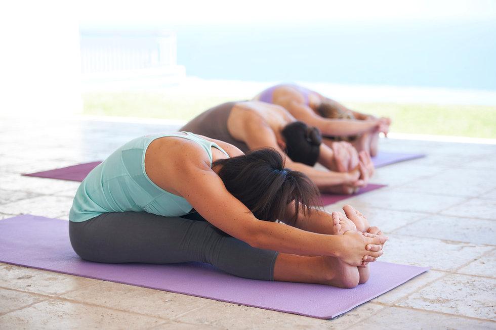 Cours collectifs Kiran Yoga