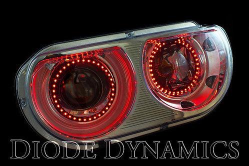 Angel Eye Kit (for Projector Housing) for 2008-2014 Dodge Challenger