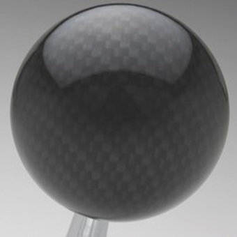 Carbon Fiber Shifter Ball