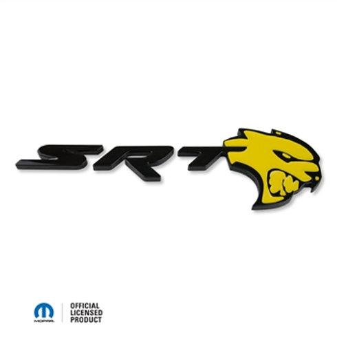 SRT Hellcat Trunk Badge ABD-3226