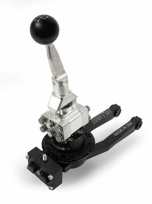 09-16 Barton Shifter W/ flat stick and knob