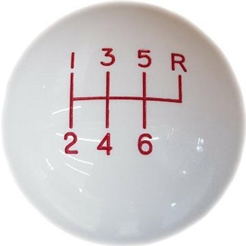 Barton Ball W/ Colored Shift Pattern