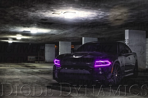 2015-2016 Dodge Charger Multicolor DRL LED Boards