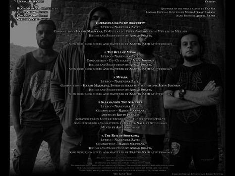 Metal Hammer Portugal reviews Reprieved to Totality