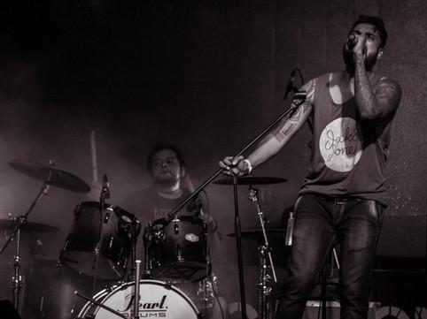 Runner up at EsselWorld Rock Concert