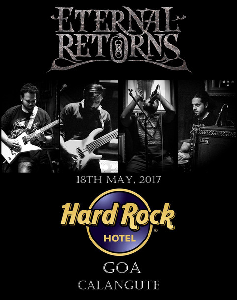 Selected to be part of Hard Rock Rising 2017