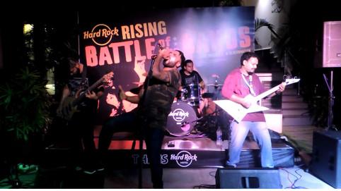 Hard RockRising 2017 Finalist