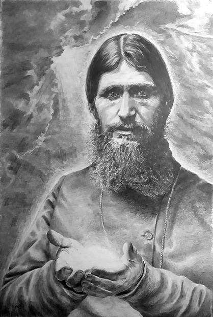 Rasputin Nurtures the Light