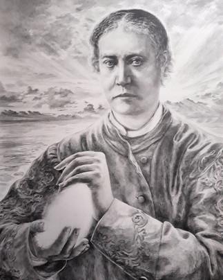 Helena Nurtures the Light