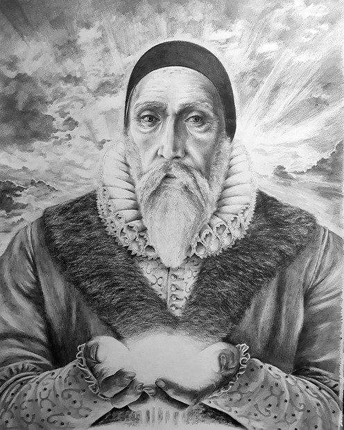 John Dee Nurtures the Light