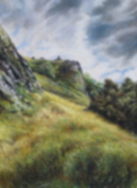 Creag Dhearg, The Barrow of the King.jpg