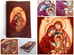 Holy Family (Saddle Tan)