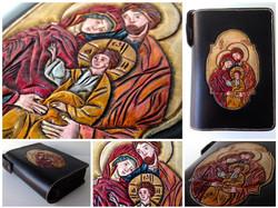 Holy Family (Dark Brown)