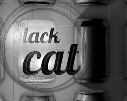 Black car bar.