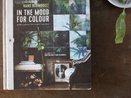BOOK: In the Mood for Colour