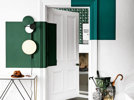 10 Ways to get Creative with Colour Blocking