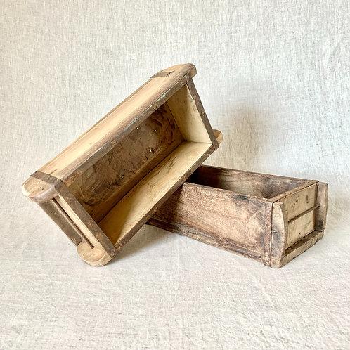 Reclaimed Brick Box