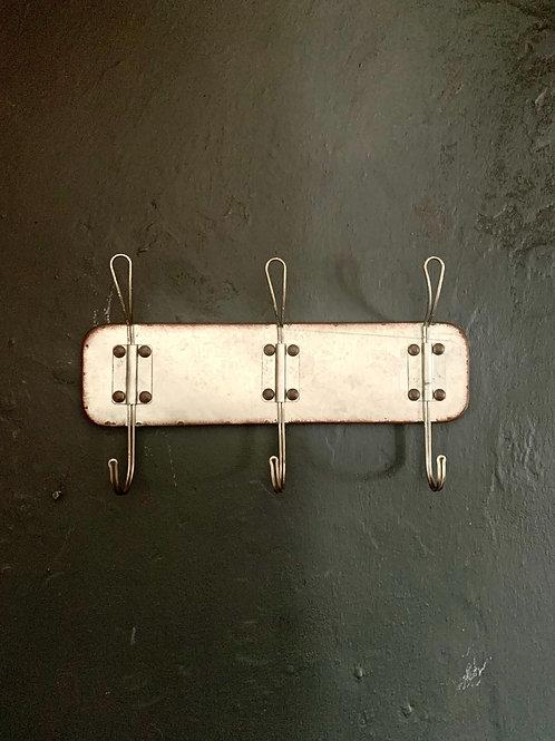 Industrial Style Triple Coat Hook