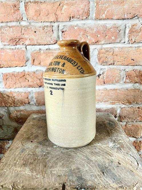 Stanton's Beverage LTD Vintage Jar