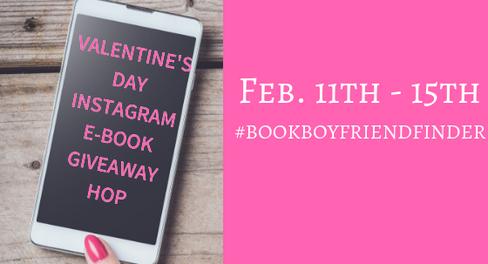 Valentine's Day Instagram Hop & E-Book Giveaway!