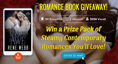 Romance Book Giveaway!