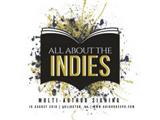 All About the Indies - My First Book Signing