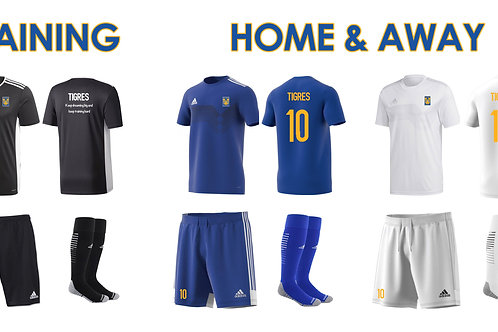 Basic Uniforms Package