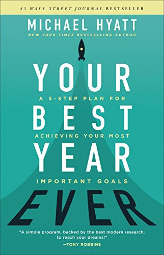 Cover of the book Your Best Year Ever by Michael Hyatt