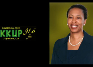 Radio Interview - Dr. Grace LaJoy on KKUP 91.5