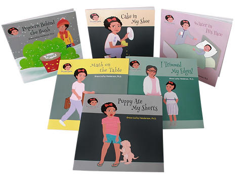 The Gracie Series - Set of 6 - Softcovers