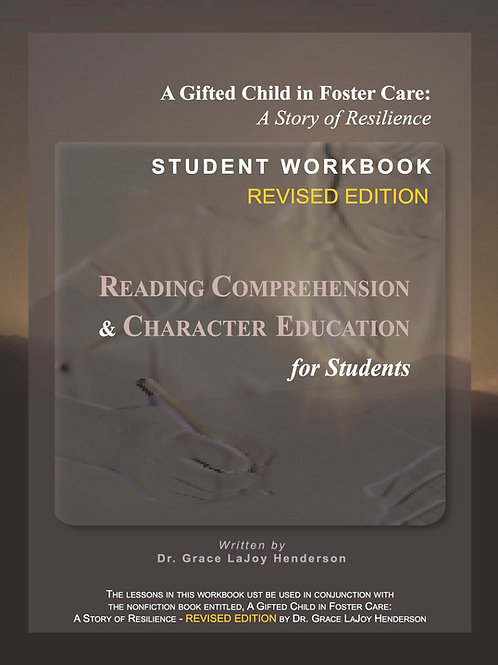 A Gifted Child in Foster Care - Student Workbook - Revised Edition