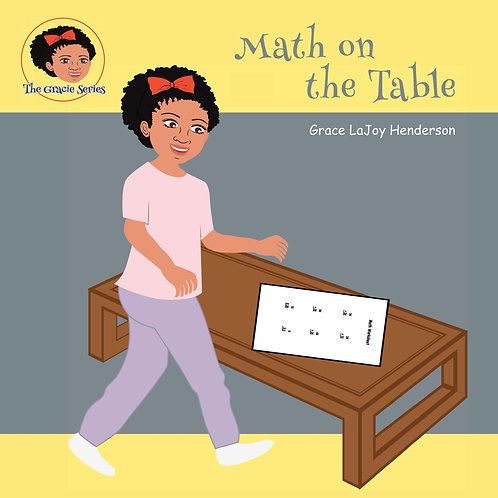 Math on the Table - Hardcover