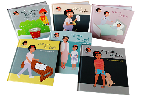 The Gracie Series - Set of 6 - Hardcovers