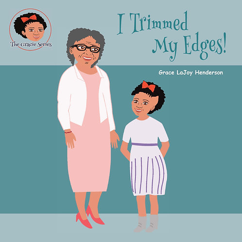 I Trimmed My Edges - Hardcover