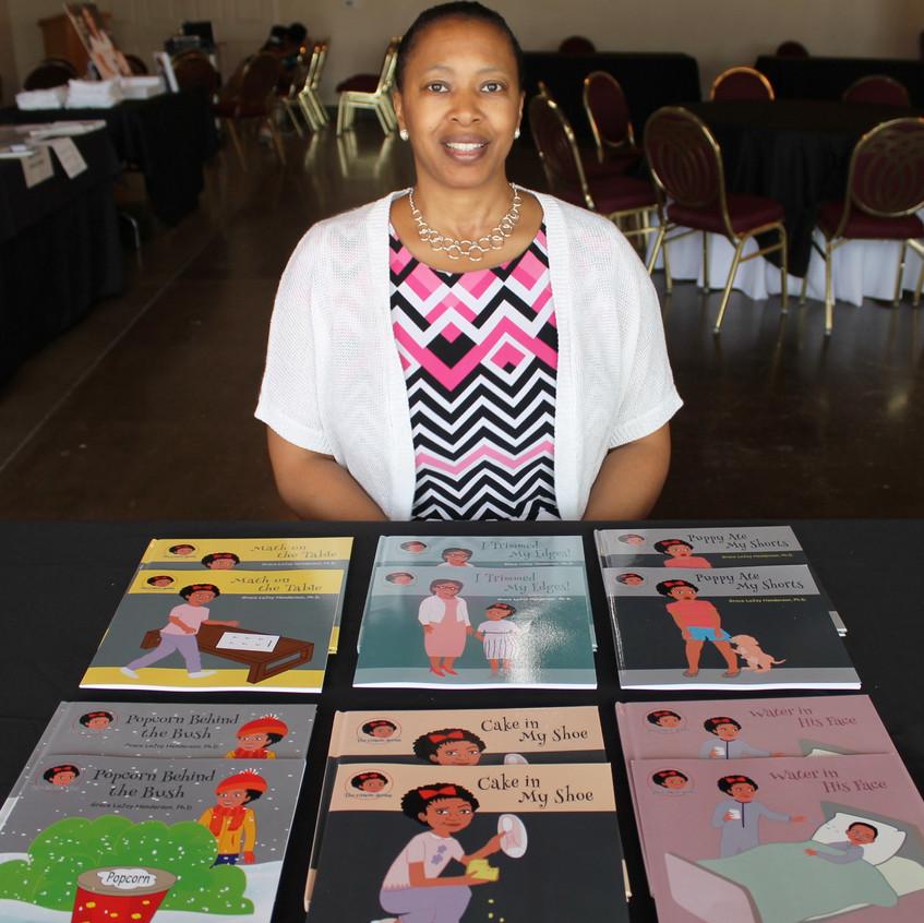 Author Grace LaJoy