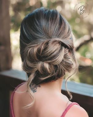 Hair: Ashley
