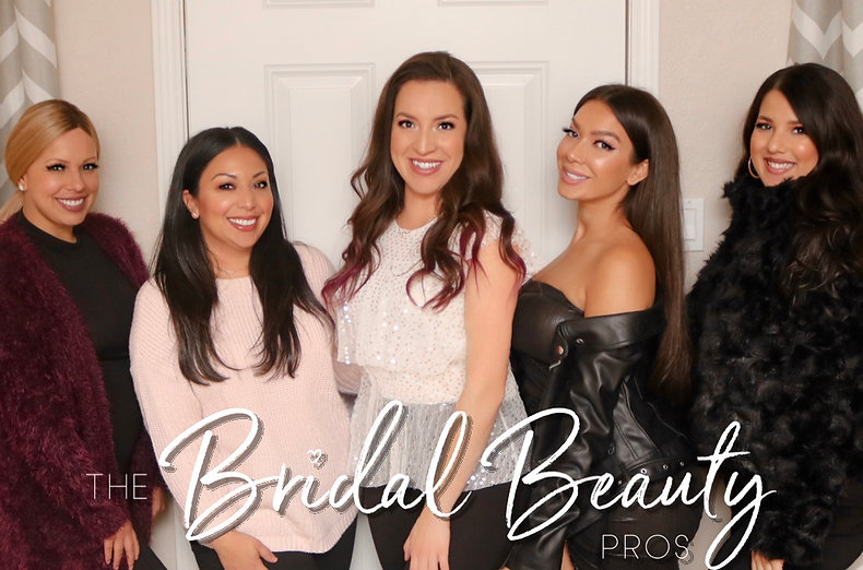 The Bridal Beauty Pros