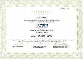 Certifikát kouče