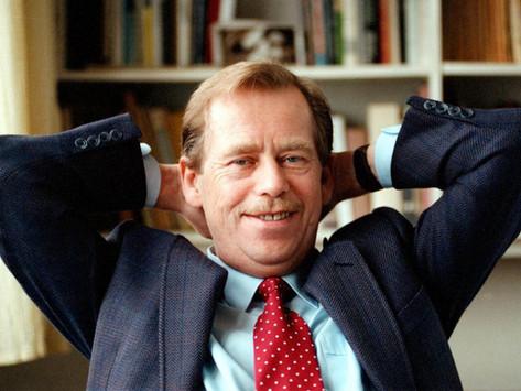 Mým prezidentem je Václav Havel