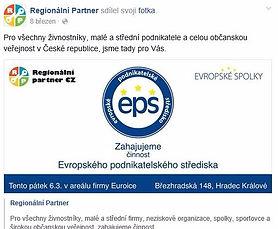 Evropské podnikatelské středisko