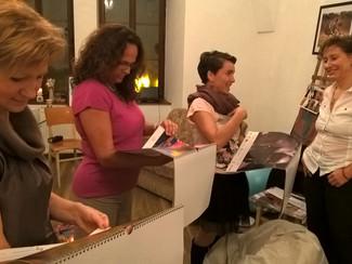 Setkávání u Anežky: Báječný večer s kouzelnými ženami