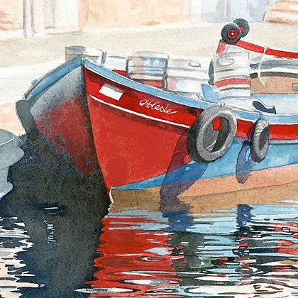 Vegetable Boat