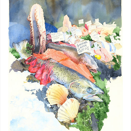 Shetland Salmon