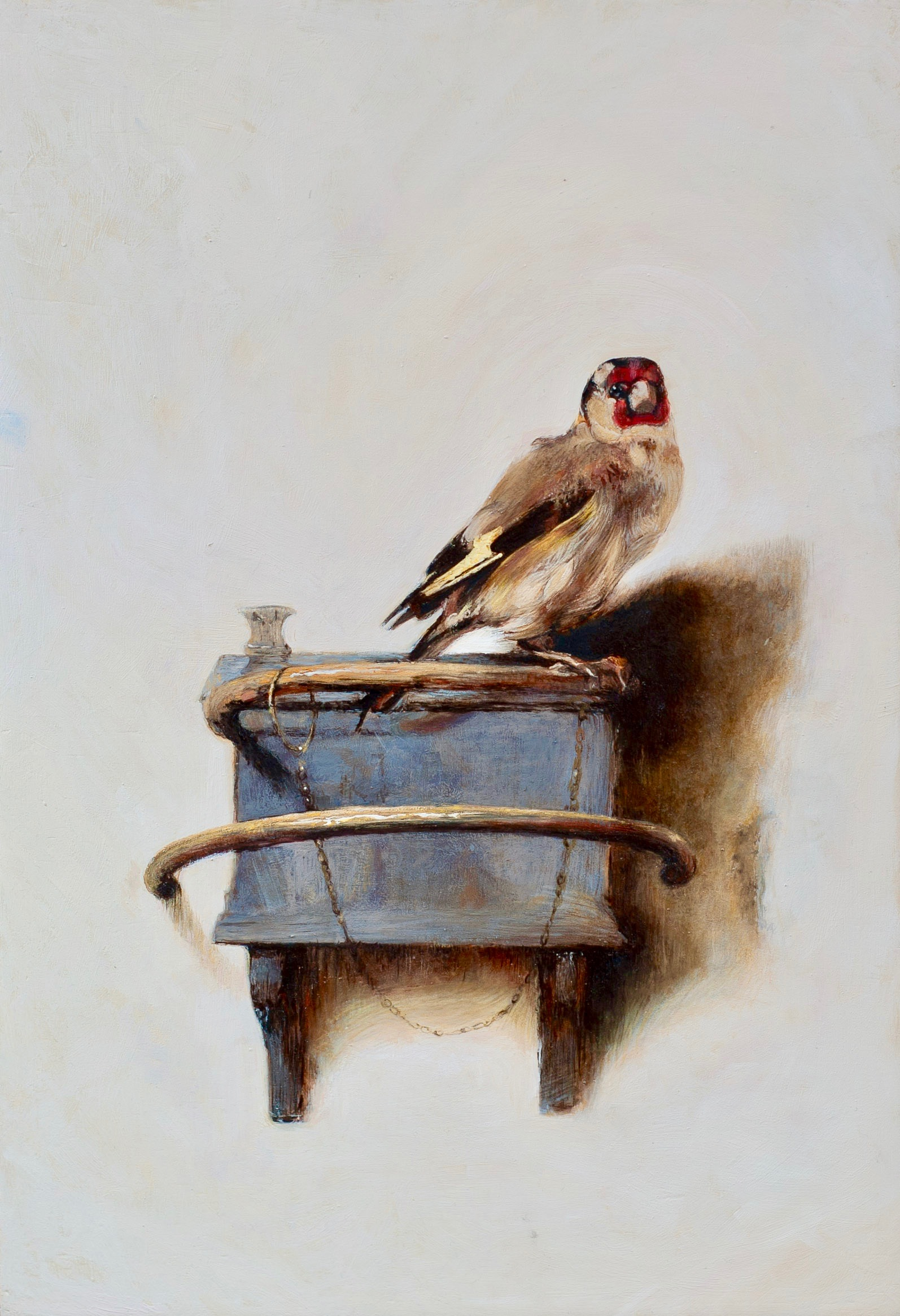 The Goldfinch, reproduction