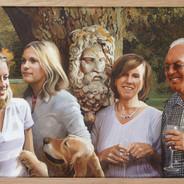 Fiona, Juliet, Diana and Roger Meere.jpg