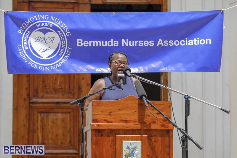 Nurses Proclamation Faulcon 2019
