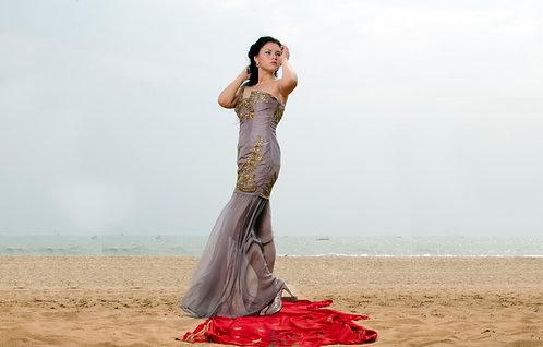Celestial Princess Gown