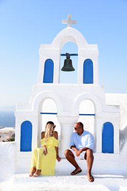 santorini photo session
