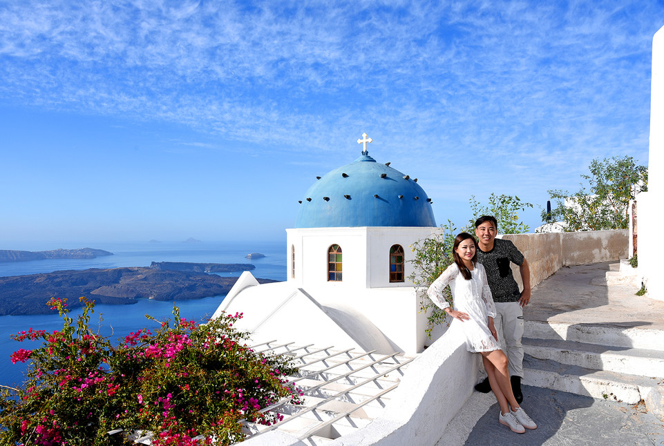 Santorini Photo Tours Skyline Travel